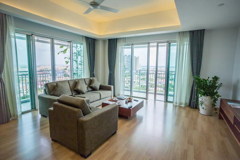 Bellevue Serviced Apartment