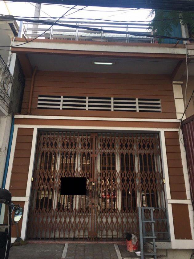 Flat St.271 4bedrooms Boeng Tumpum