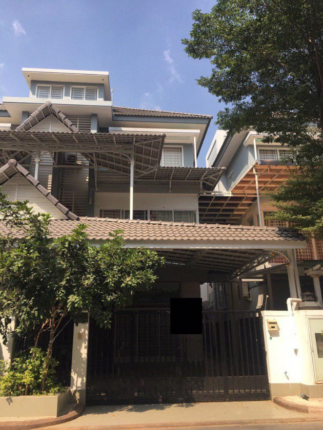 Villa For rent Peng hout mean chey furnished