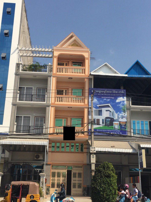 Flat in chamkardong area