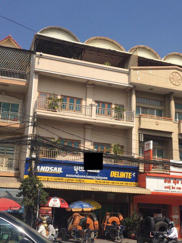 Flat St.271 near sovanna market
