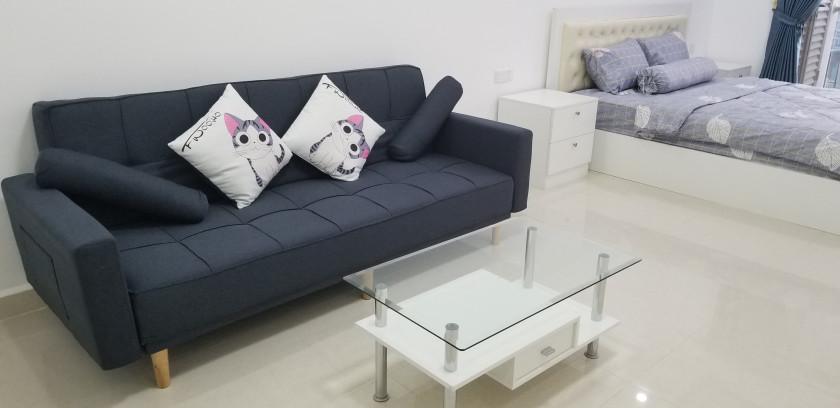 Piseth D.I Riviera condominium studio room