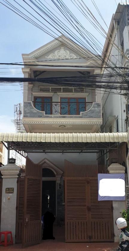 Shophouse St.165 near killo 4 market