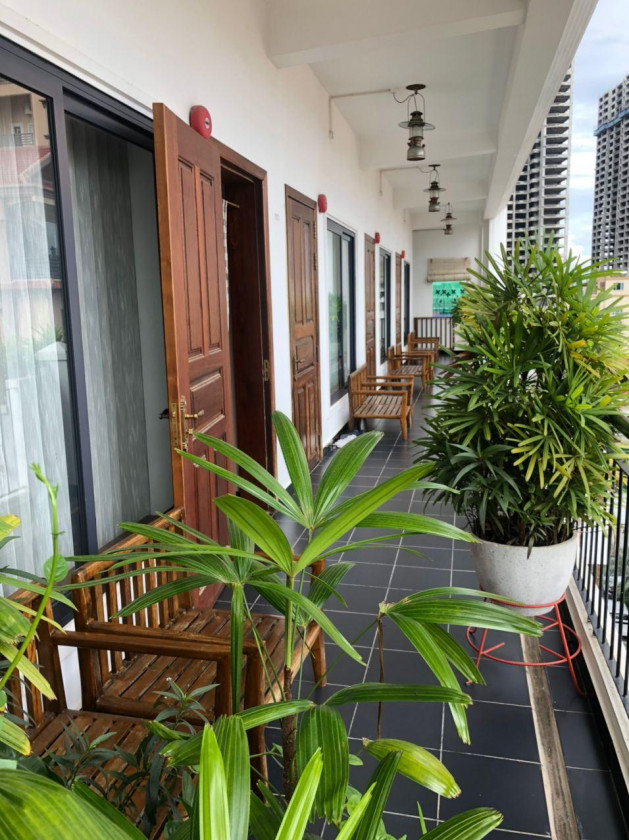Nary Botanic Apartment