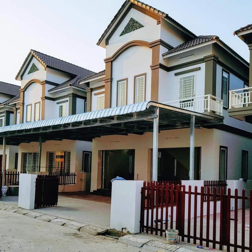 Twin Shophouse Siem Reap