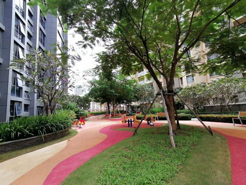 One Park SG Building
