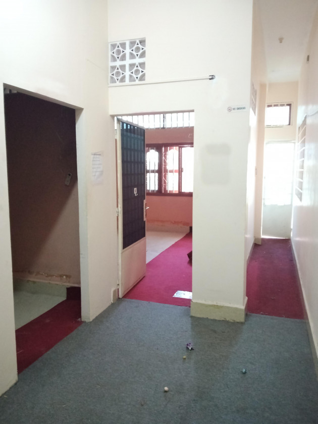 Flat Near  Santhormok High School