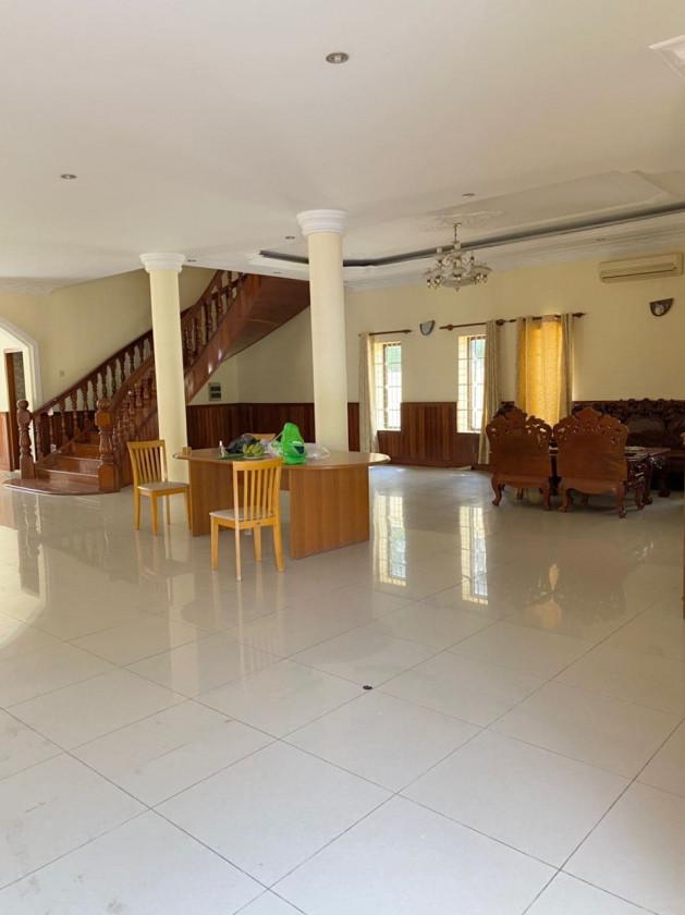 Villa In Borey Sunway TK