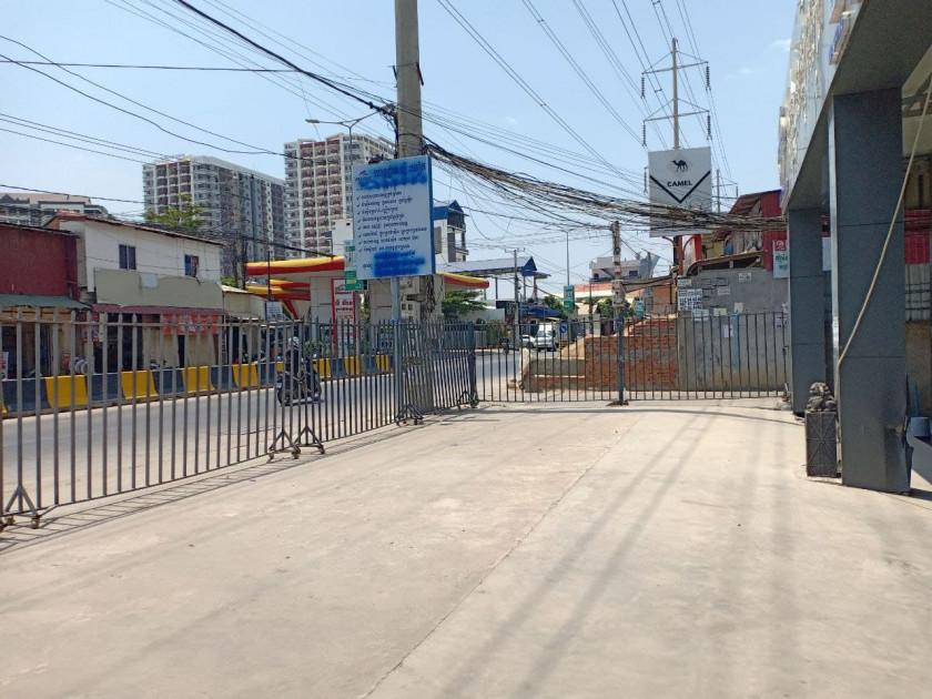 Warehouse  Around Russey Keo