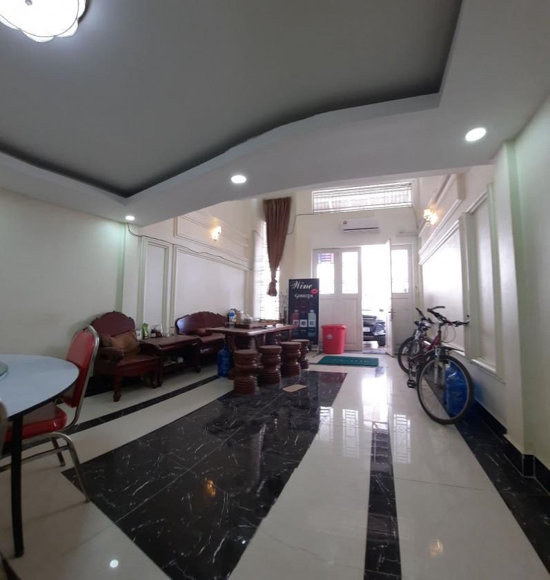 Flat In Borey Mongkoul Phnom Penh
