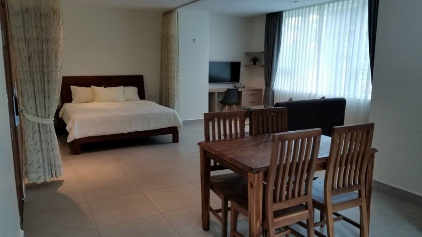 Satia Apartment