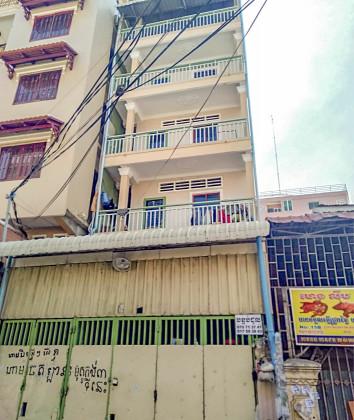 BO len Room Rent in Sen Sok phnom penh