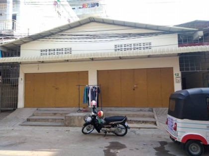 Ms. SreyNy Room Rent in Phnom Penh