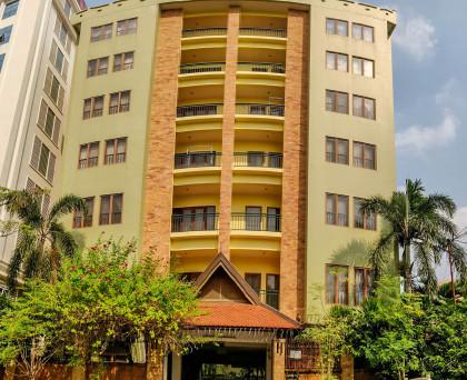 Seddha Chon villa Apartment in Toul Kork phnom penh