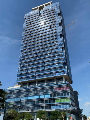 DIamond Twin Tower Office & Condo Office Space in Phnom Penh