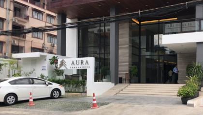 Aura Condominium Condominium in Phnom Penh