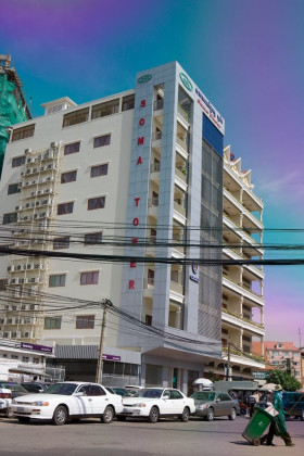 Soma Building Office Space in Phnom Penh