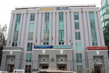 ICON Building Office Space in Phnom Penh