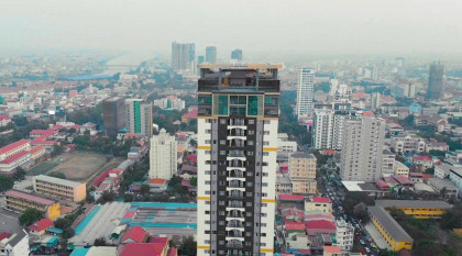 The View Condominium in Chamkar Mon phnom penh