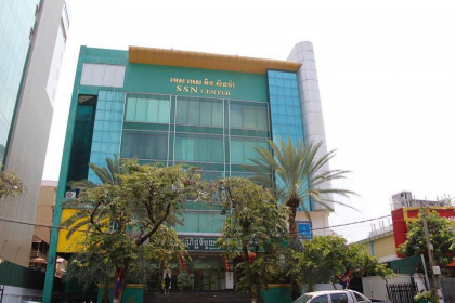 SSN Center Office Space in Daun Penh phnom penh