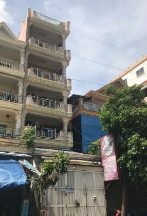 mr. Cheng Hong Room Rent in Phnom Penh