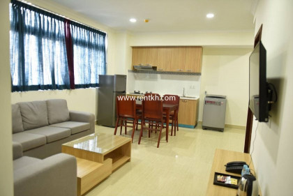 R Chid Park Apartment in Phnom Penh