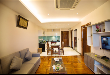 Amberia 288 Hotel and Apartment Apartment in Phnom Penh