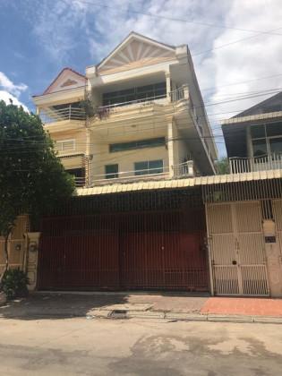 R095586 Room Rent in Russei Keo phnom penh