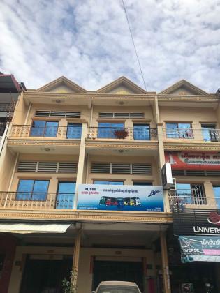 Flat for Rent 095589 Room Rent in Toul Kork phnom penh