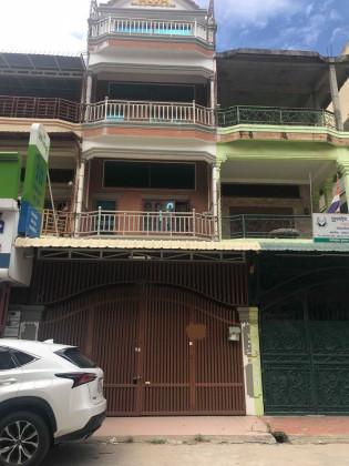 Flat for Rent 095588 Flat in Russei Keo phnom penh