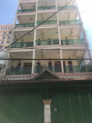 Flat for rent at BKK Flat in Phnom Penh