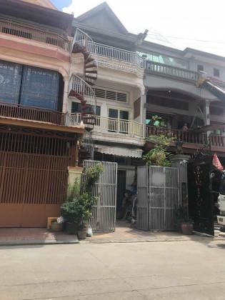 Flat Tuol Sangkae,St. 11B Flat in Phnom Penh