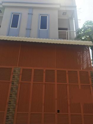 Whole Flat 3 Storey Boeng Salang Flat in Phnom Penh