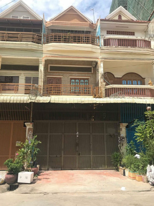 Flat for Rent 095590 Flat in Russei Keo phnom penh
