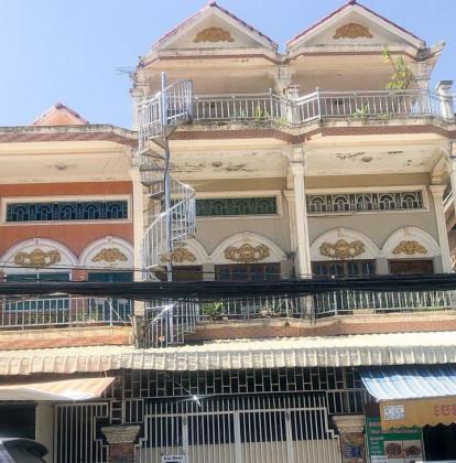 Flat Phsar Daeum Thkov,St.488 Flat in Chamkar Mon phnom penh