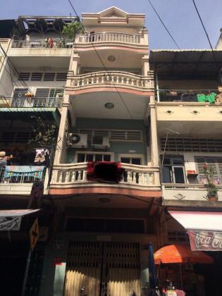 Flat St.15 Near Phsar Kandal Flat in Phnom Penh