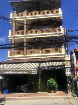 Flat Tuol Tumpung I,St.163 Flat in Chamkar Mon phnom penh