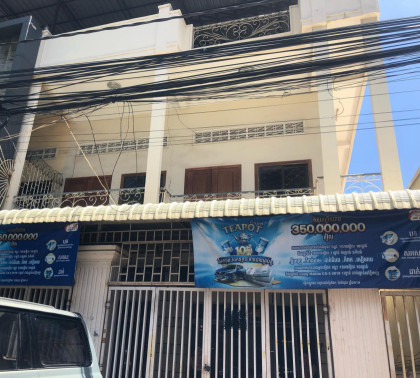 2Whole Flat Boeng Trabaek,St. 432 Flat in Chamkar Mon phnom penh