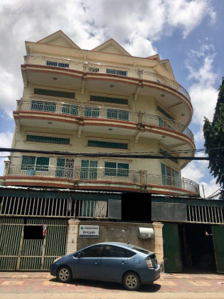 3 Flat St.516 Near TK Avenure Flat in Toul Kork phnom penh