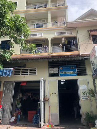 Room Beong Trobek, Room Rent in Phnom Penh