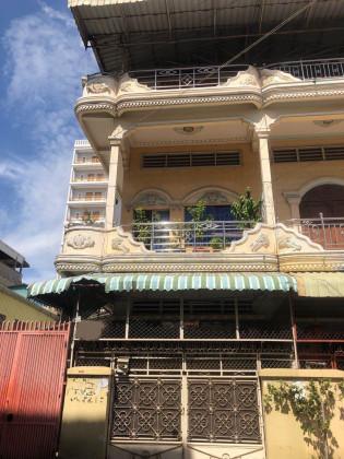Flat Boeng Salang ,St. 247 Flat in Toul Kork phnom penh