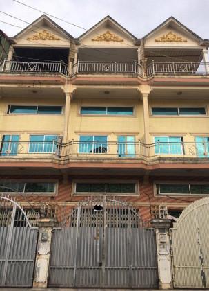 Flat St.610 4 Bedrooms Flat in Toul Kork phnom penh