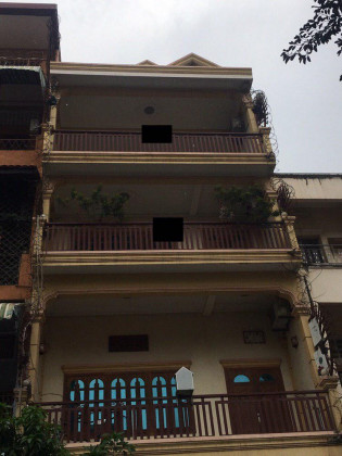 one bedroom and Two bedroom St.67 Apartment in Phnom Penh