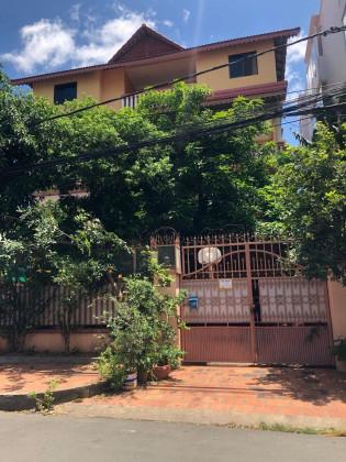 Flat Boeng Keng Kong I,st. 302 Flat in Chamkar Mon phnom penh