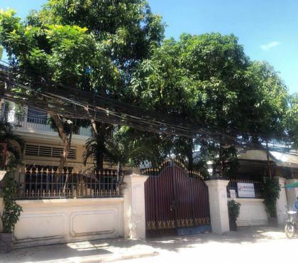 Whole Villa Chamkar Mon,St.508 Flat in Chamkar Mon phnom penh