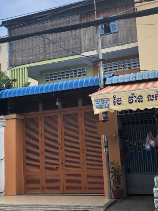 Flat Toul Tumpung1 Flat in Chamkar Mon phnom penh