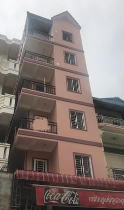 Flat TTP1, St.460 Flat in Phnom Penh