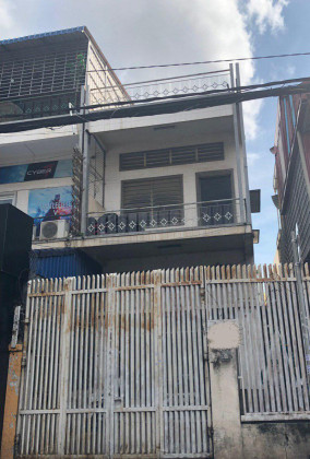 Whole Flat Toul Tumpung1,St.456 Flat in Phnom Penh