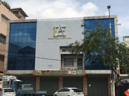 4 Flat House Mao Tse Tong Blvd Flat in Chamkar Mon phnom penh