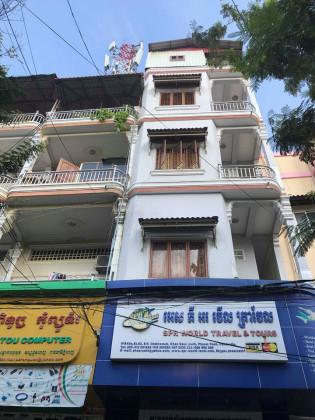 Flat BKK II,St. 63 Apartment in Phnom Penh